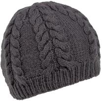 Nirvanna Designs CH413 Soft Wool Cable Beanie with Fleece,