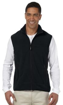 Chestnut Hill Polartec Colorblock Full-Zip Vest Jacket CH960