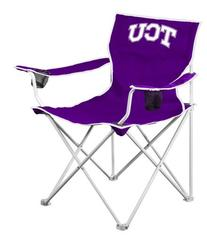 NCAA TCU Horned Frogs Deluxe Folding Chair