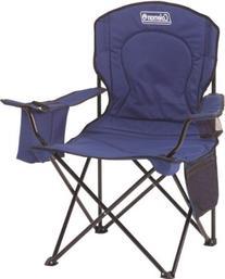 Coleman Chair, Adult Quad w/Cooler, Blue 2000002188