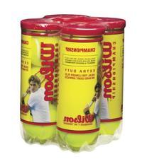 Wilson Championship Extra Duty Tennis Ball , Yellow
