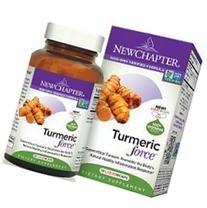 New Chapter Turmeric Force, 30 Liquid Vegetarian Caps Sold