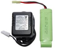 8.4v Charger and 1100 mAh Battery