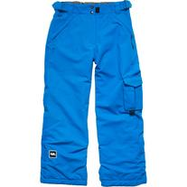 Ride Charger Cargo Insulated Pant - Boys' Strong Blue Twill