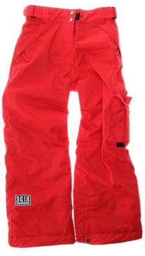 CHARGER INS PANT BOYS 23W-RED-XL