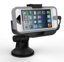Charging Car Mount for iPhone5 5S OtterBox Defender Case -