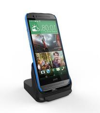 Tmvel Charging Desktop Dock Cradle for HTC One M8 with USB