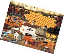 Buffalo Games Charles Wysocki: Pumpkin Hollow - 1000 Piece