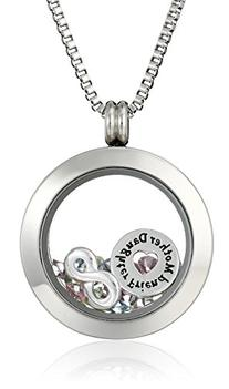 Charmed Lockets Swarovski Crystal