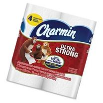 Charmin Ultra Strong Bath Tissue - 2 Ply - 77 Sheets/Roll -
