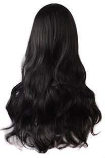 MapofBeauty Charming Women's Long Curly Full Hair Wig