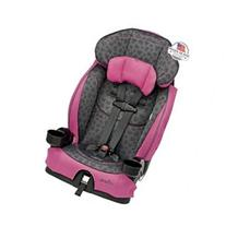 Evenflo Chase LX Harnessed Booster Seat - Tonal Hearts