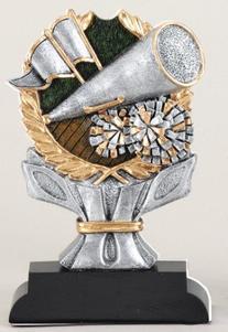 Cheerleader Trophy Cheerleading Trophy Trophies Awards