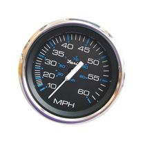 Faria Chesapeake Series Speedometer - 60 mph - Black