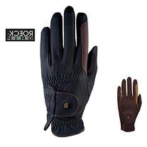 Roeckl - RoeckGrip contrast riding gloves MALTA