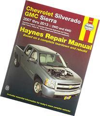 Chevrolet Silverado, GMC Sierra 2007 - 2013, 2WD and 4WD