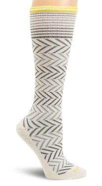 Sockwell Women's Chevron Circulator Sock, Small/Medium,