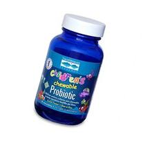 Children's Chewable Probiotic Trace Minerals 30 Chewable