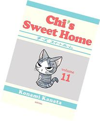 Chi's Sweet Home, volume 11