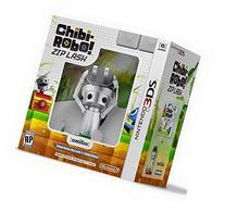 Chibi-Robo!: Zip Lash with Chibi-Robo amiibo bundle -