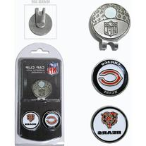 Team Golf Chicago Bears 2 Marker Cap Clip