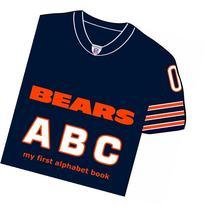 Chicago Bears ABC: My First Alphabet Book