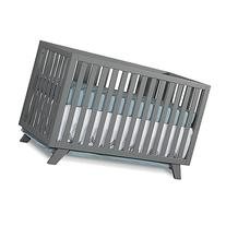 Child CraftTM SOHO 4-in-1 Convertible Crib in Grey