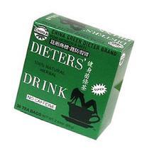 Uncle Lee's China Green Dieters Tea Caffeine Free - 30 Tea