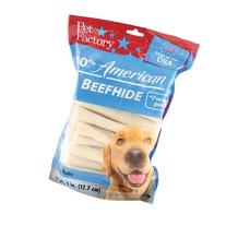 Pet Factory Inc - 100 Percent American Beefhide Chip Rolls 5