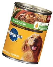 PEDIGREE CHOICE CUTS in Gravy Country Stew Canned Dog Food