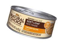 NATURAL CHOICE Senior Soft Loaf Chicken Recipe - 3 oz.  pack