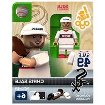 Chris Sale MLB Chicago White Sox Oyo G3S5 Minifigure