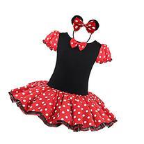 YiZYiF Baby Girls' Christmas Outfits Halloween Ballet Tutu