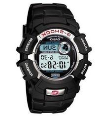 G-Shock Men's Chronograph Black Resin Bracelet Watch G2310R-