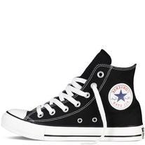 Converse Chuck Taylor Hi Top Black Shoes M9160 Mens 5