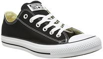 Converse Chuck Taylor All Star Lo Top Black Canvas 12