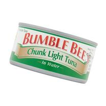 Bumble Bee Chunk Light Tuna In Water, 12.0 OZ