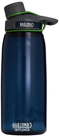 CamelBak Chute Water Bottle, Bluegrass, 1-Liter