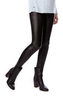 Women's Seraphine Cici Faux Leather Maternity Leggings, Size
