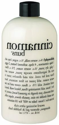 Philosophy by Philosophy Cinnamon Buns 3-In-1 Shampoo,