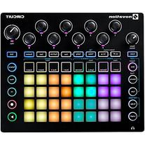 Novation Circuit Groove Box w/Sample Import: 2-Part Synth, 4
