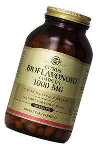 Citrus Bioflavonoid Complex 1000 mg 250 Tablets
