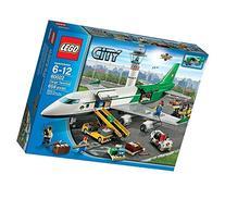 LEGO City 60022 Cargo Terminal Toy Building Set