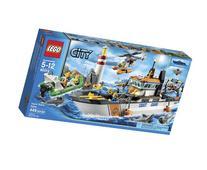 LEGO City Coast Guard Patrol 60014