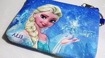 CJB Frozen Elsa Anna Mini Coin Pocket Sister