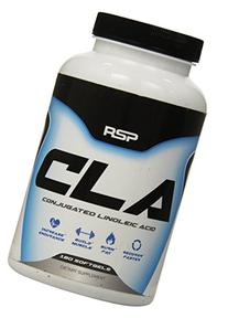 RSP Nutrition CLA Softgels, 180 Count
