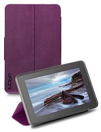 Incipio Clarion Folio Fire Case , Plum Purple