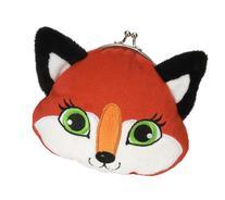 "Clasp Fox Purse 6"" by Wild Republic"