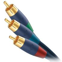 AudioQuest class 1 component video cable - RCA plugs 4.5m  3