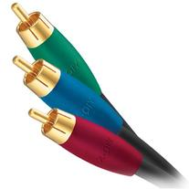 AudioQuest class 3 component video cable - RCA plugs 2m  3-